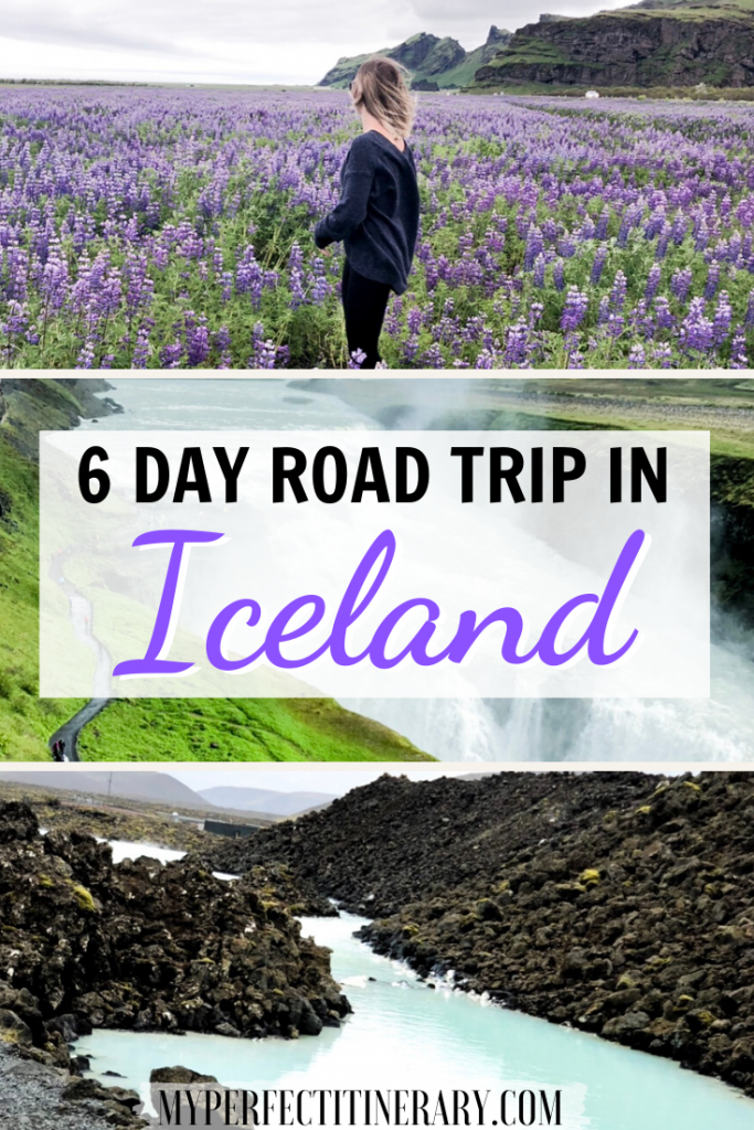 6 Day Iceland Road Trip PIN