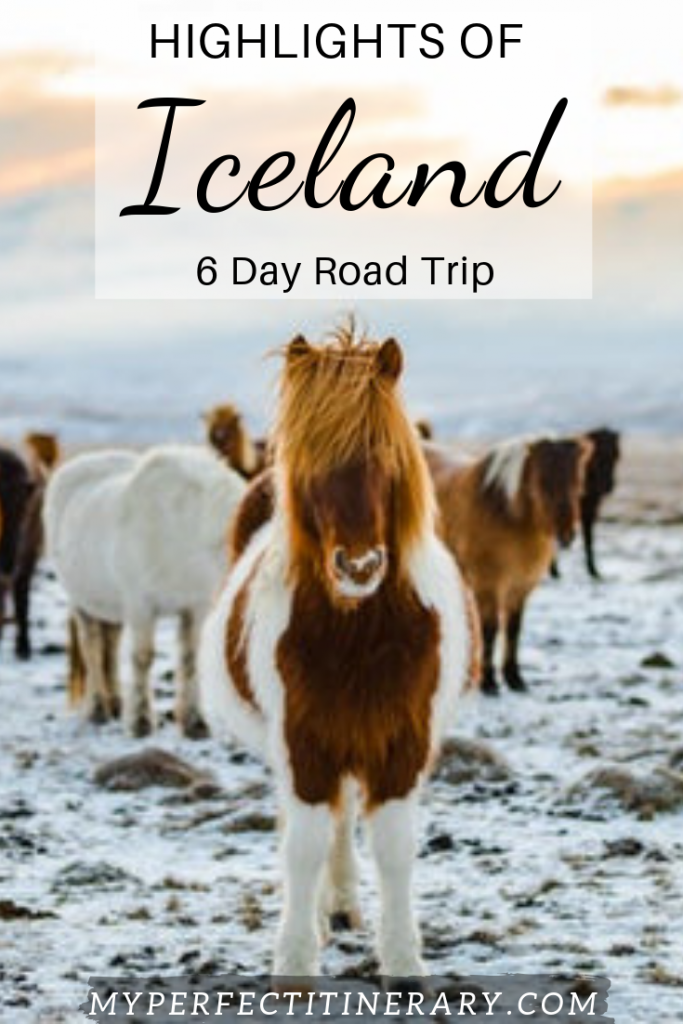 Iceland self-drive tour Pin