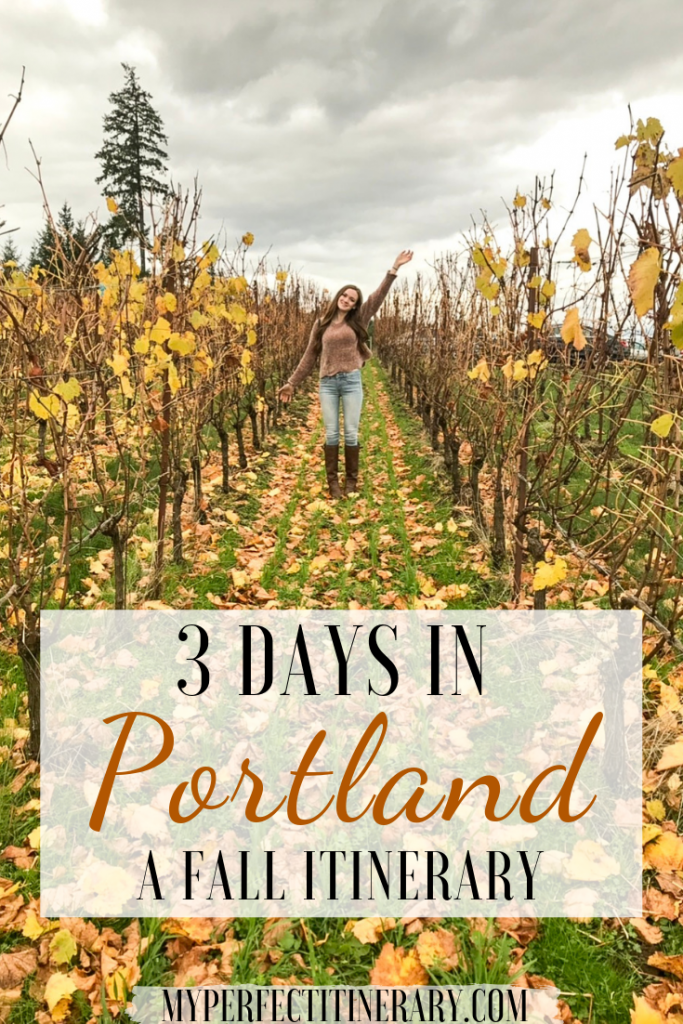 3 Days in Portland, Oregon