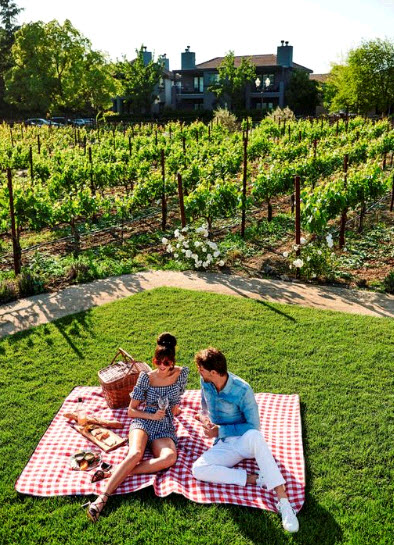 Where to stay in Yountville