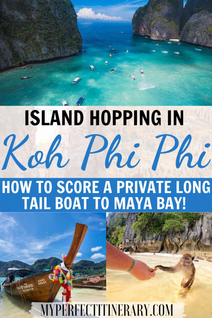 Island Hopping in Phi Phi Island (1)
