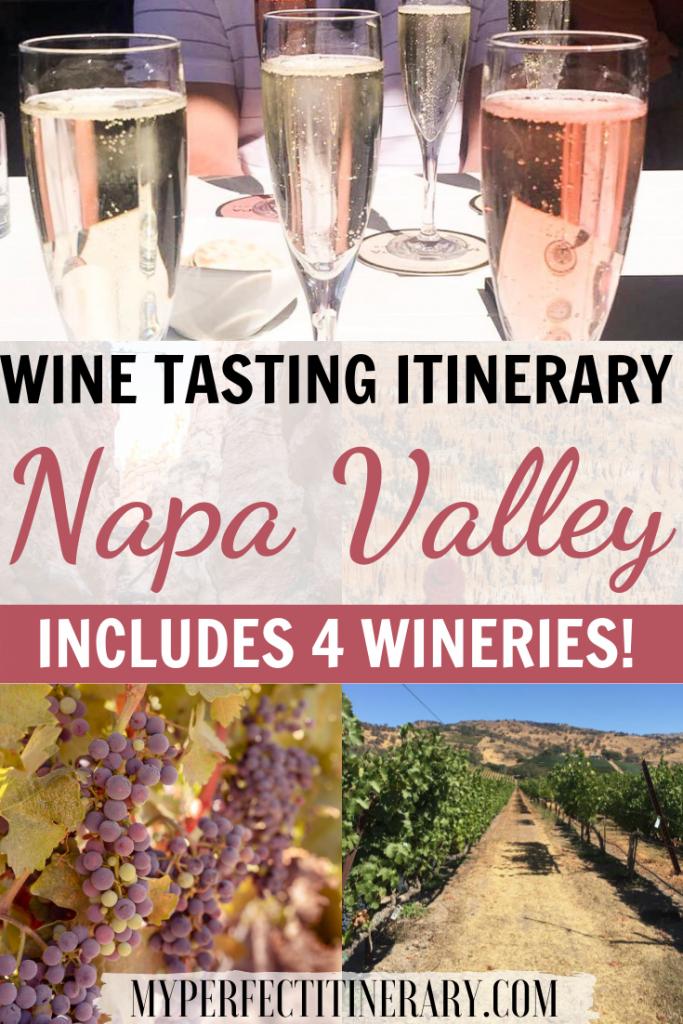 Napa Valley Itinerary