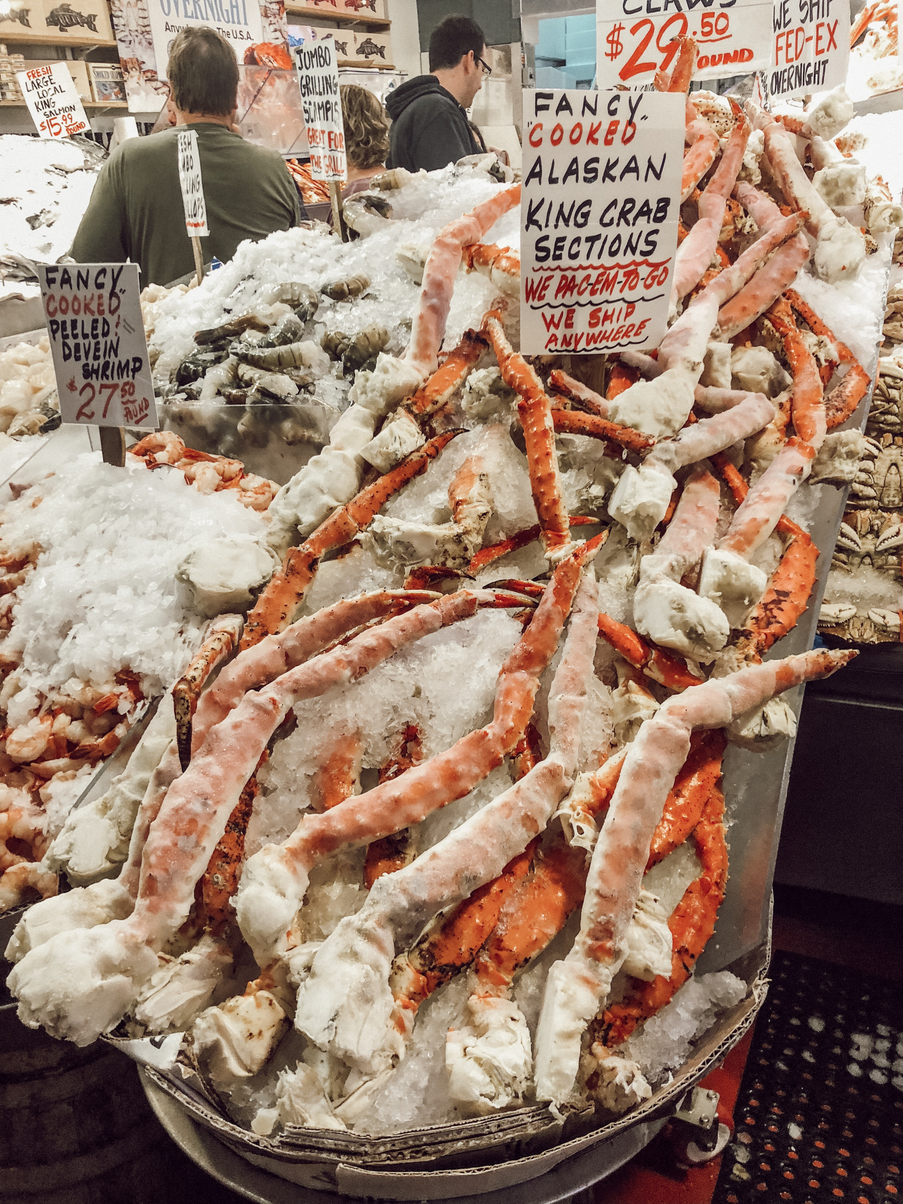 Seattle Itinerary: Pike's Place Market & Gum Wall