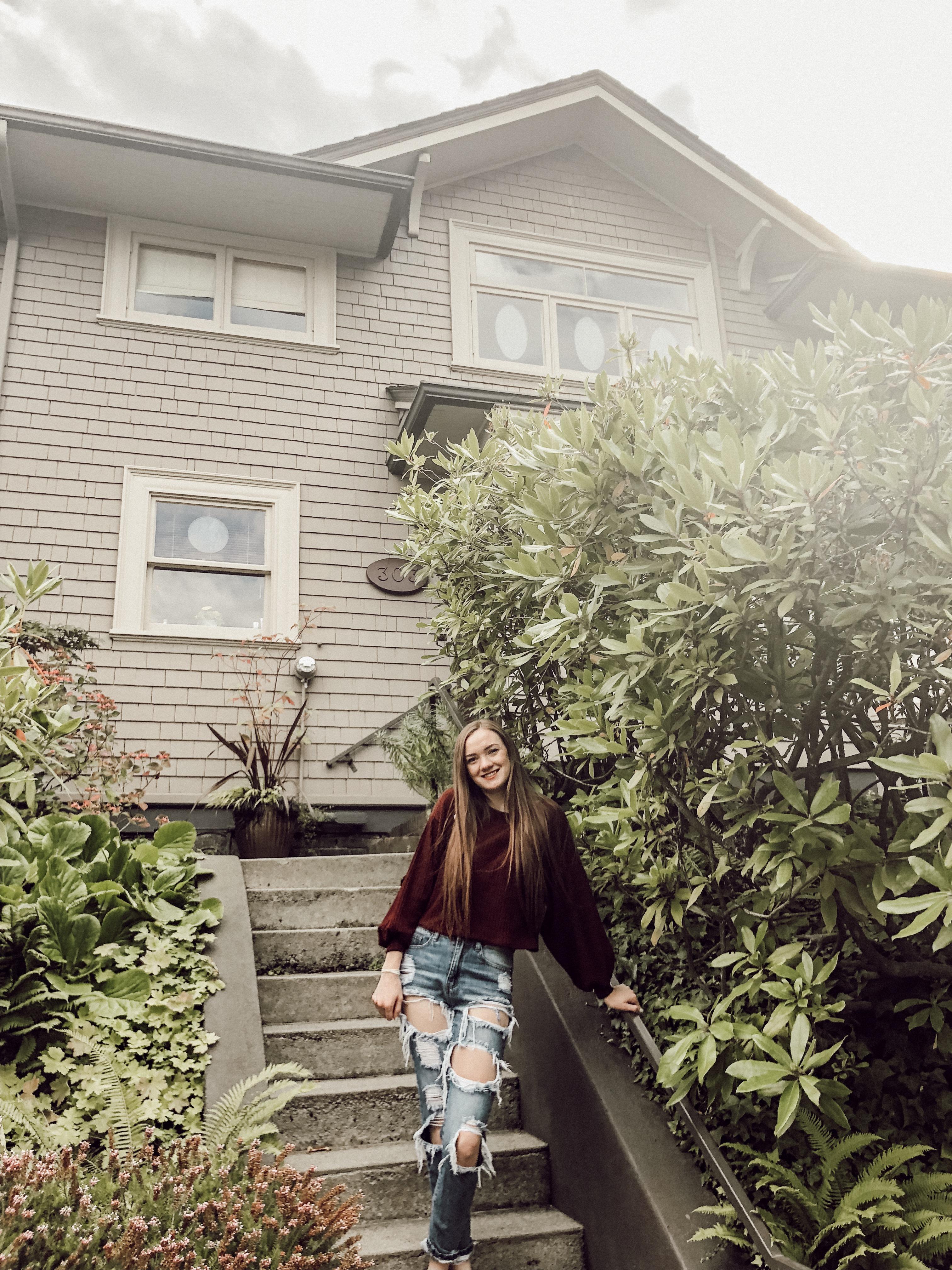 Grey's Anatomy Seattle Tour Intern House