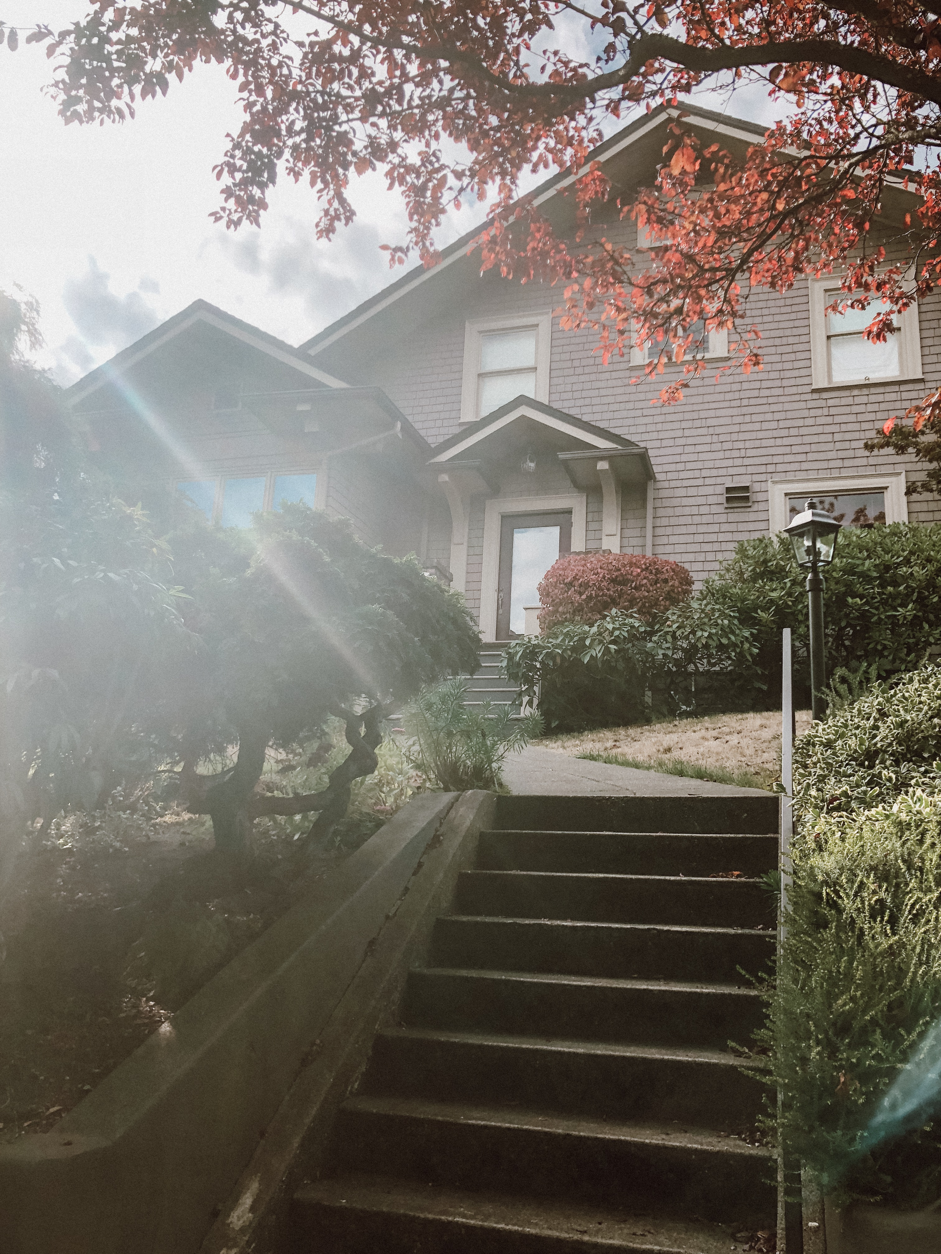 Intern House from Grey's Anatomy Location in Seattle