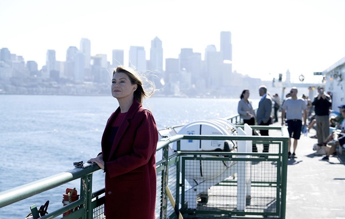 Grey's Anatomy Seattle Tour Ferry Scenes