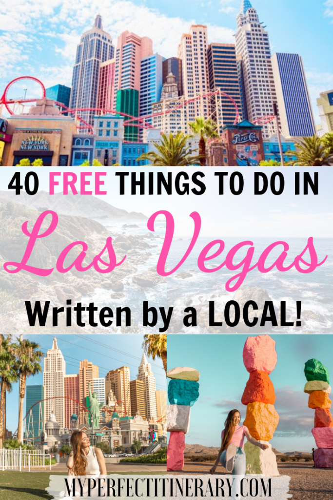 40 FREE things to do in Las Vegas