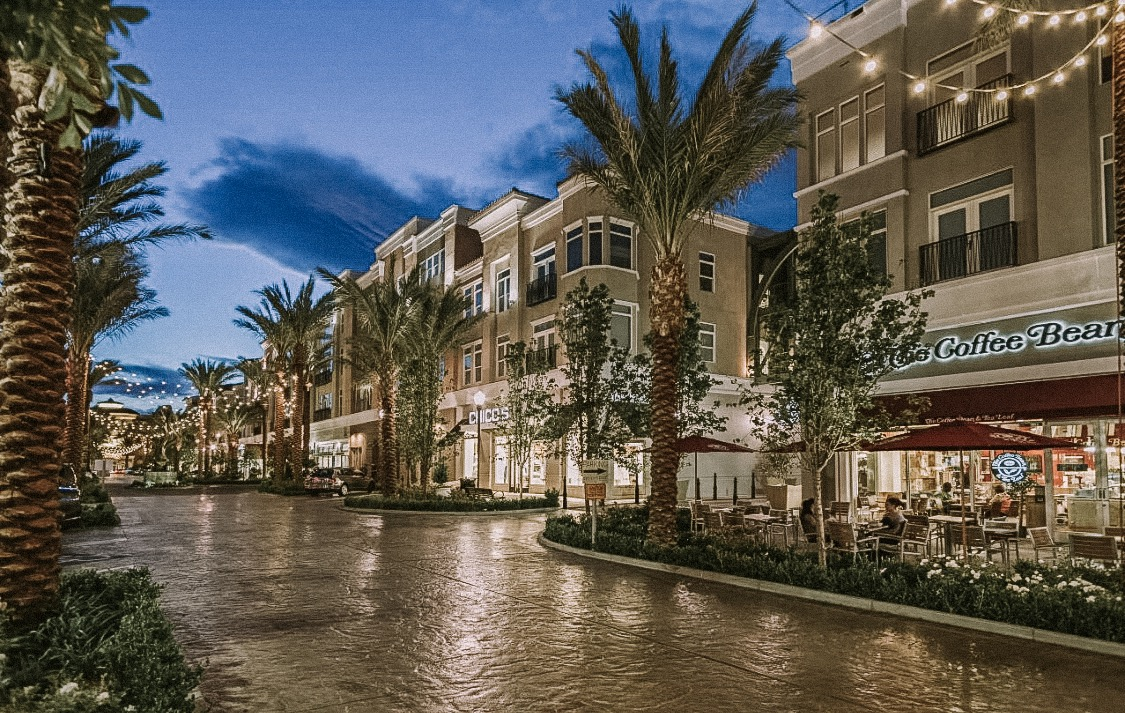 The District at Green Valley Ranch in Las vegas