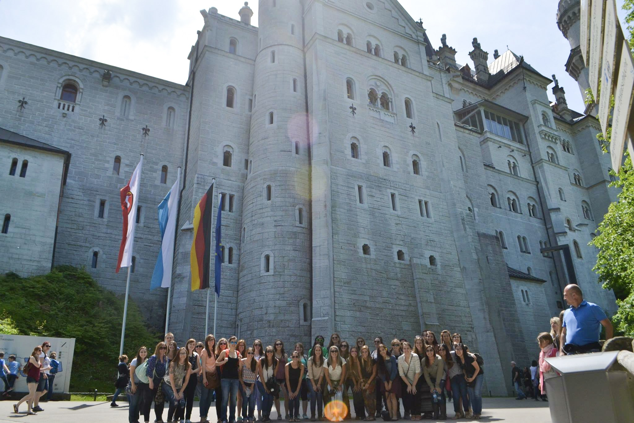 EF College Break Tour to Neuschwanstein Castle in Germany