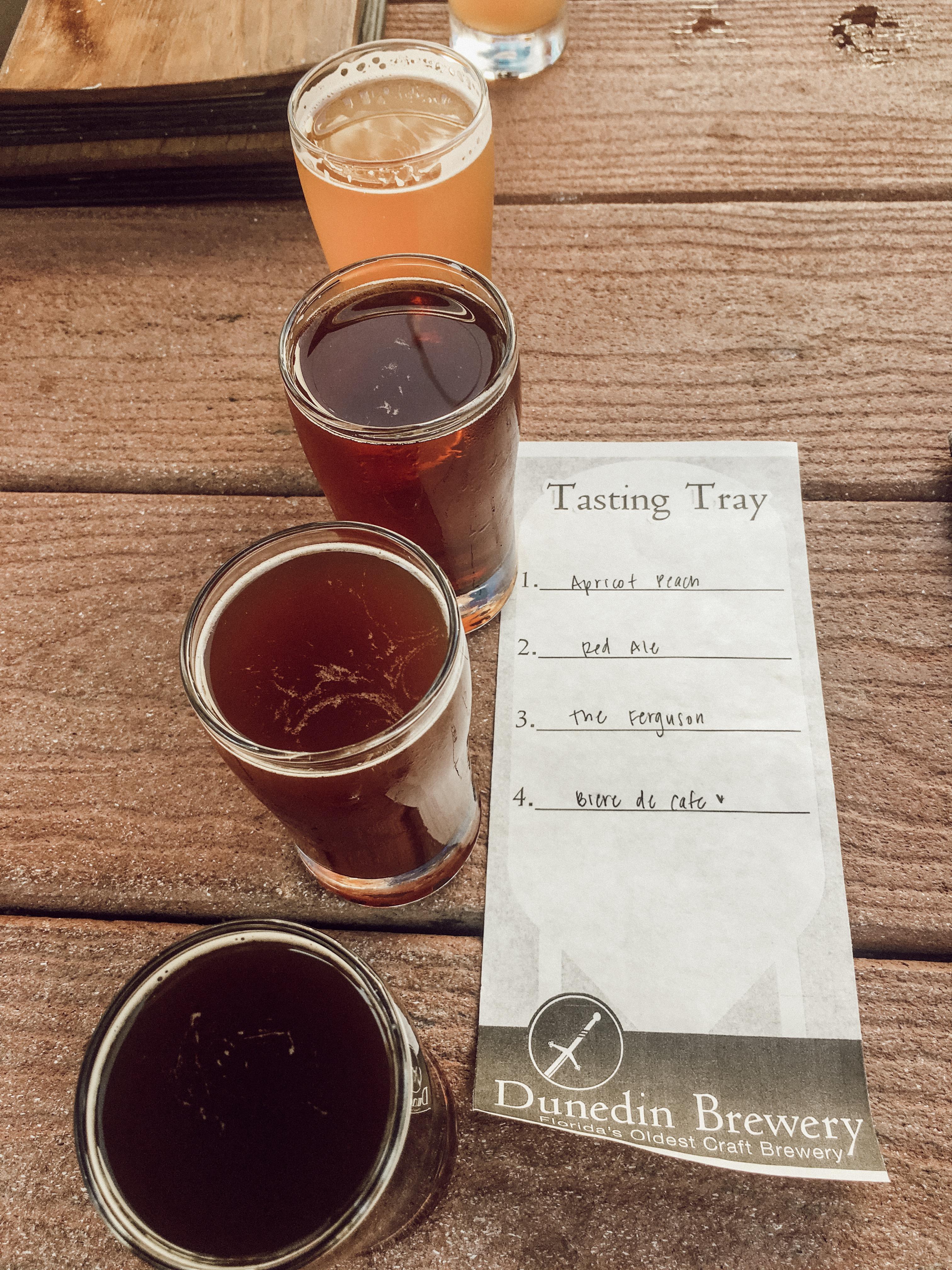 Dunedin Brewery in Dunedin, Florida