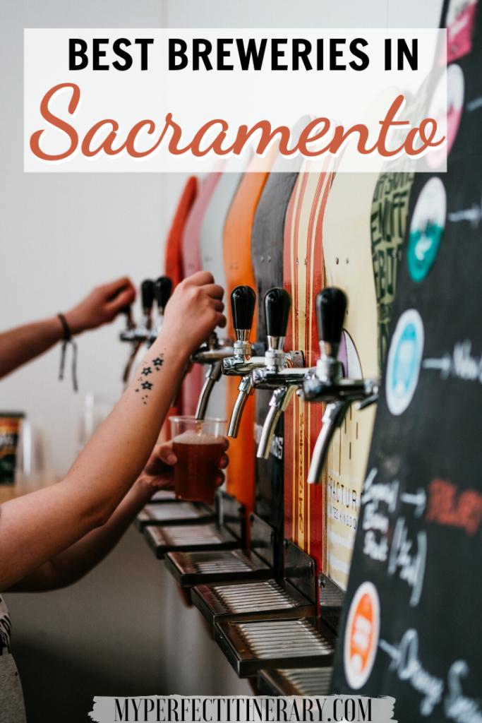 best breweries in Sacramento