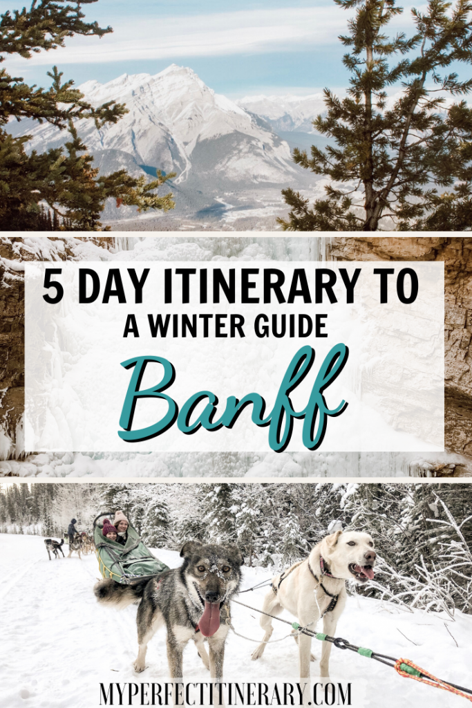 5 Day Banff Itinerary
