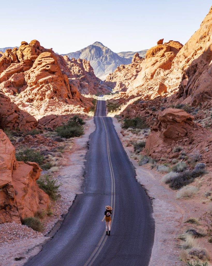 Valley Of Fire State Park in Las Vegas