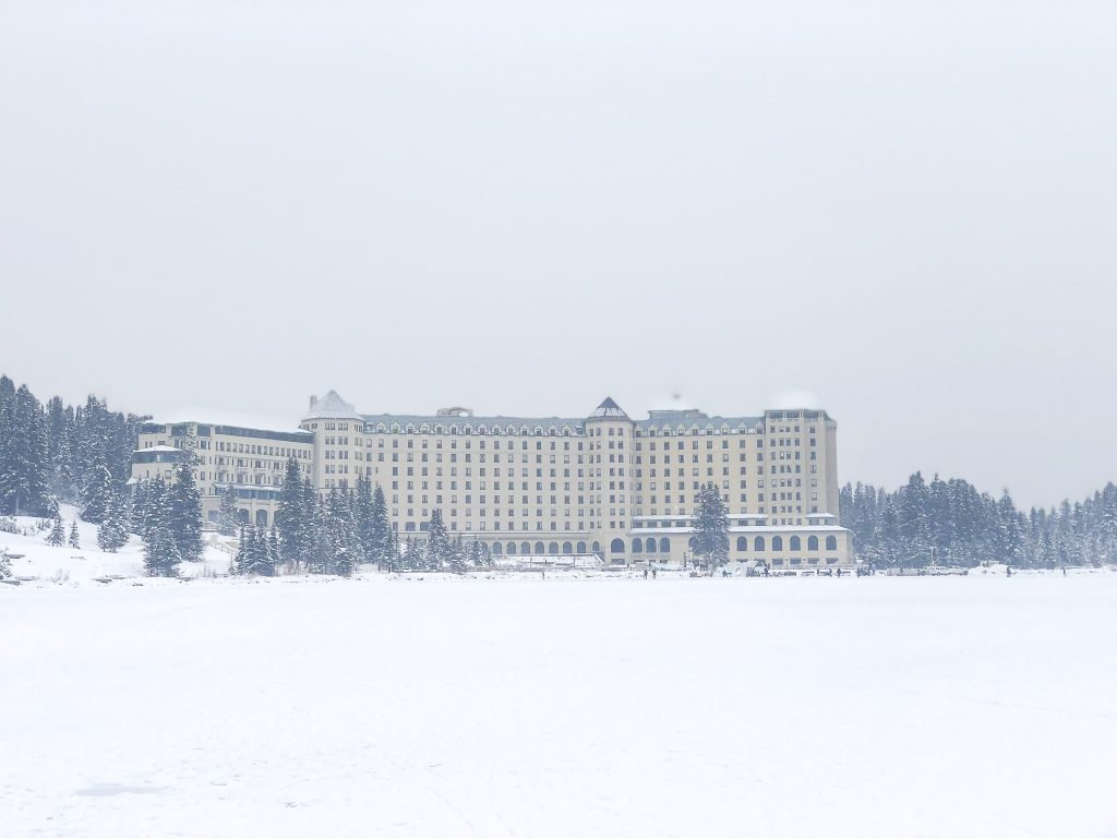 Fairmont Chataeu Lake Louise
