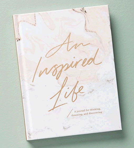 An Inspired Life Travel Journal