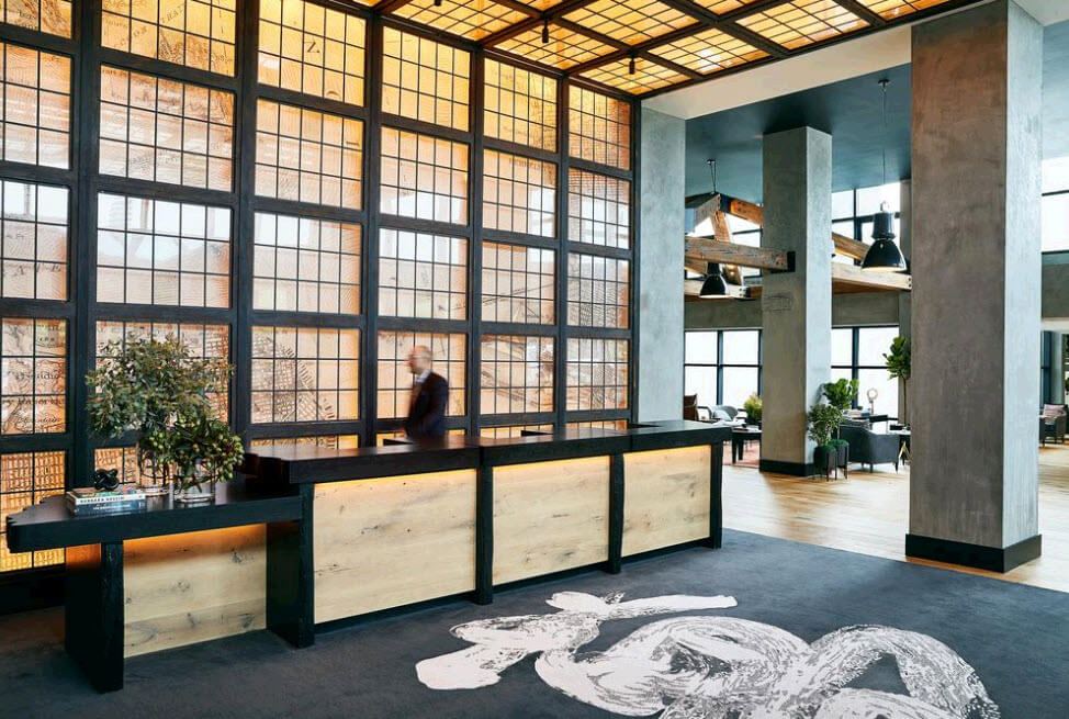 Hotel Kabuki in San Francisco's Japan town