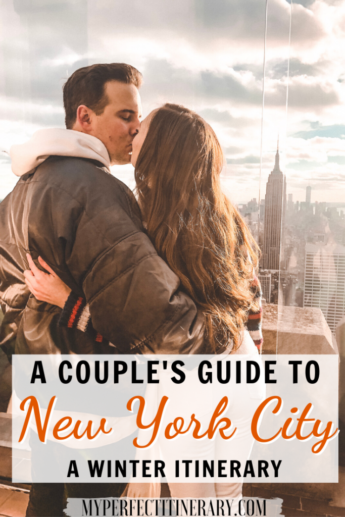 Couples things to do in NYC