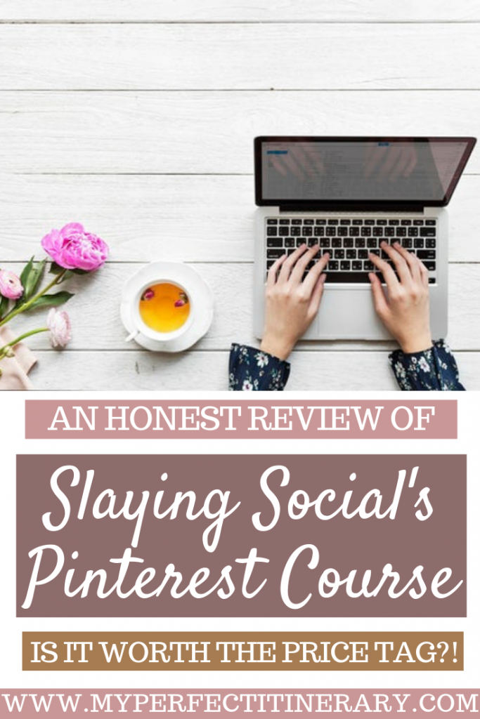Slaying Social Pinterest Course Review