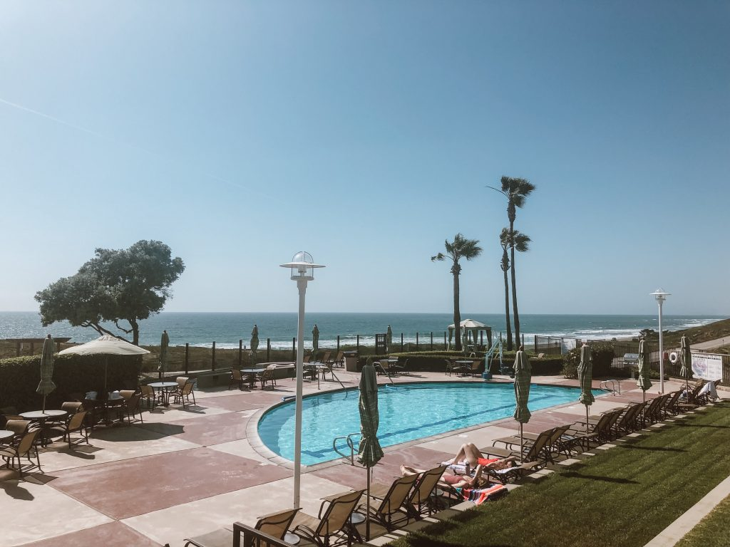 Seapointe Resort in Carlsbad California