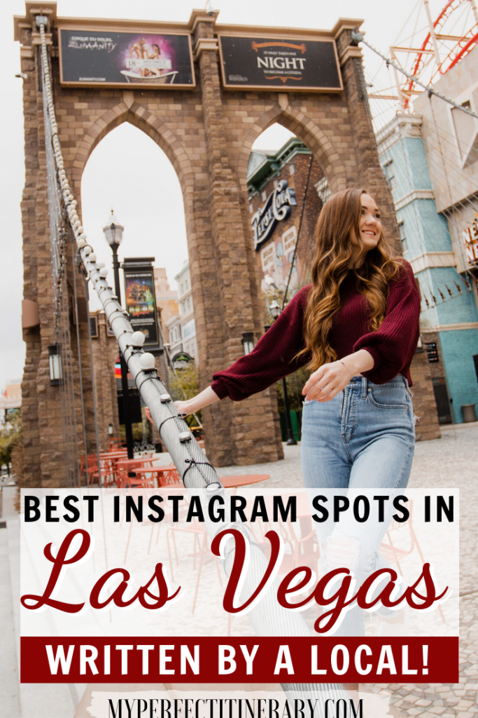 Best Instagram spots in Las Vegas