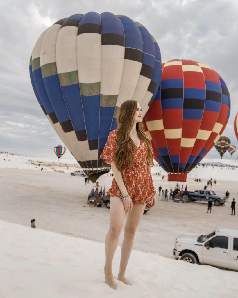 White Sands Balloon Festival
