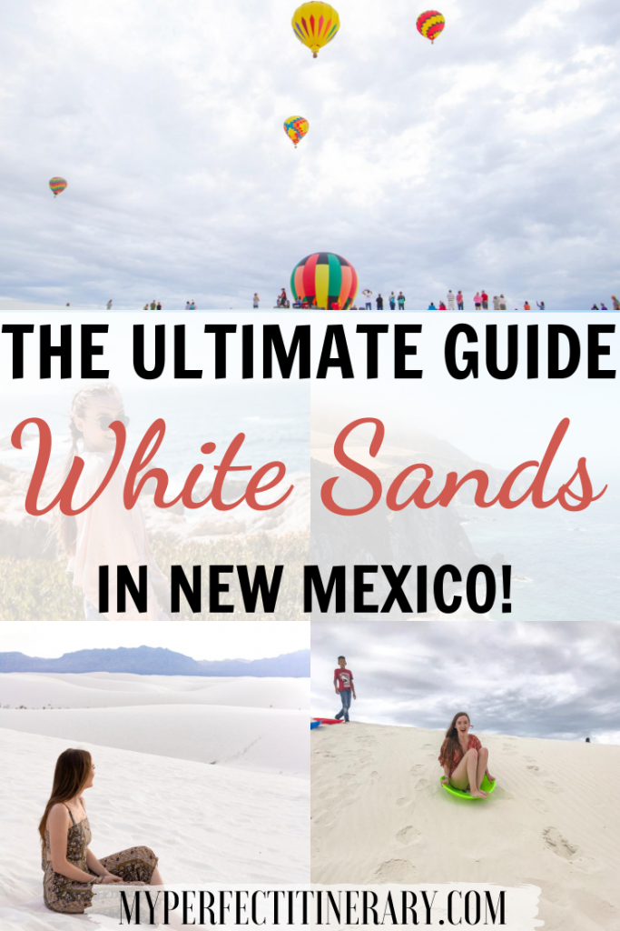 White Sands National Monument Travel Guide