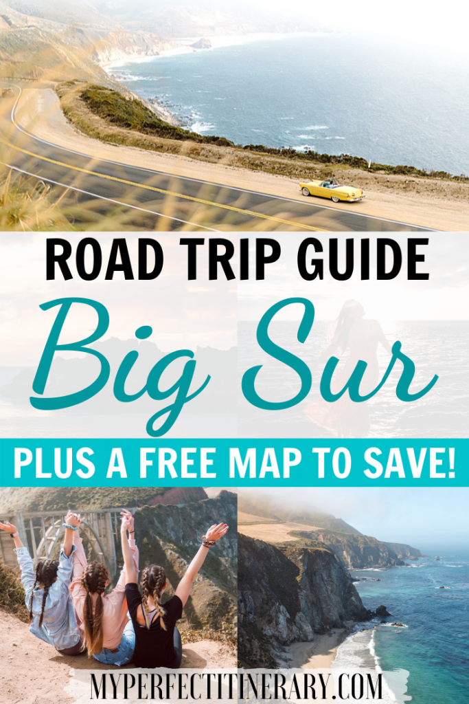 One Day Big Sur Itinerary