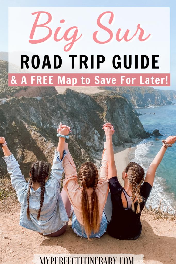 Big Sur Road Trip Itinerary