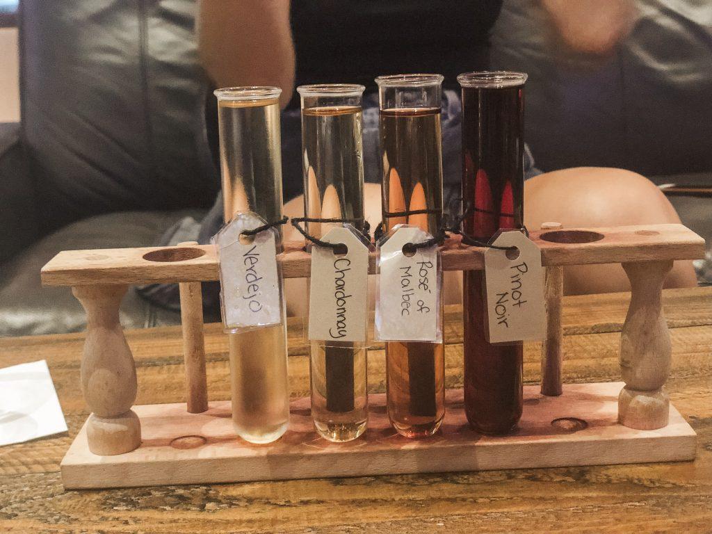Monterey Travel Guide - Wine Bar