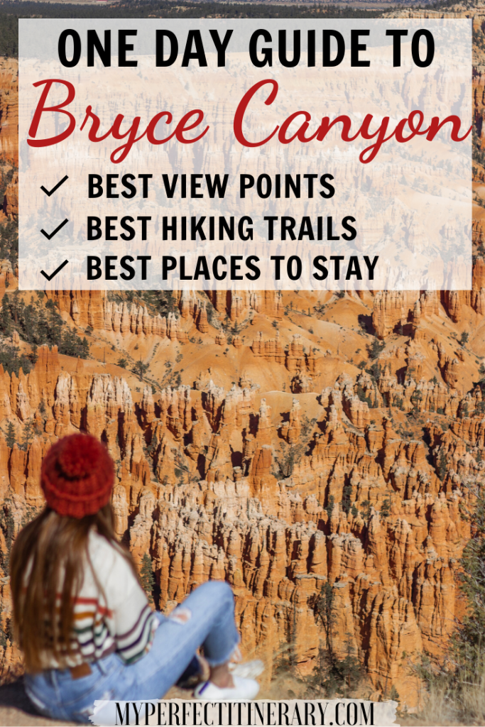 Bryce Canyon in One Day Pin