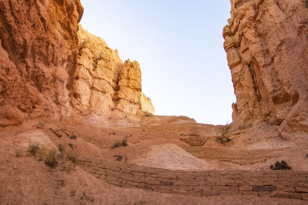 Navajo Loop Trail hike in Bryce Canyon