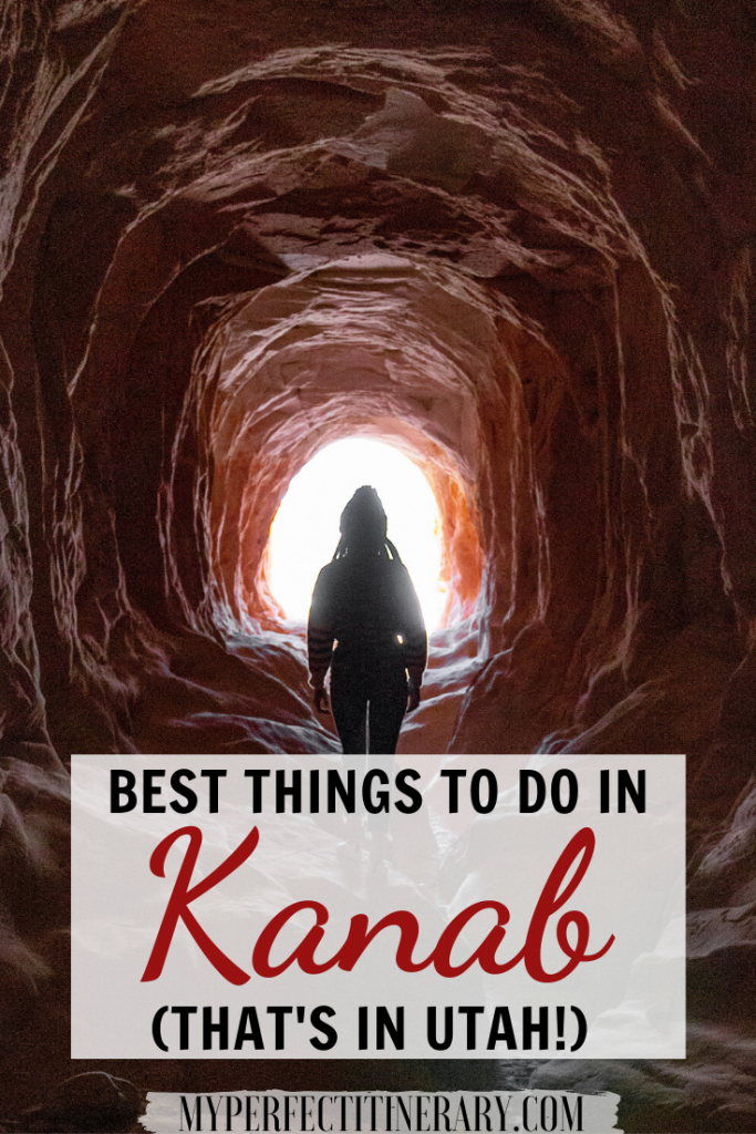 Best things to do in Kanab PIN