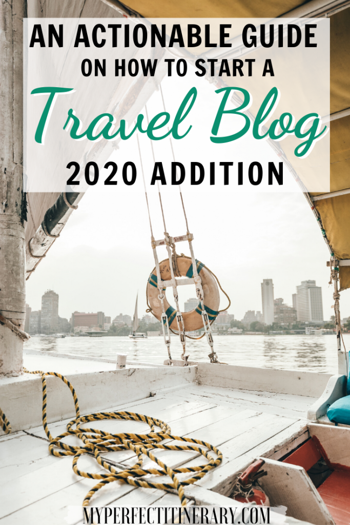 how to start a travel blog 2