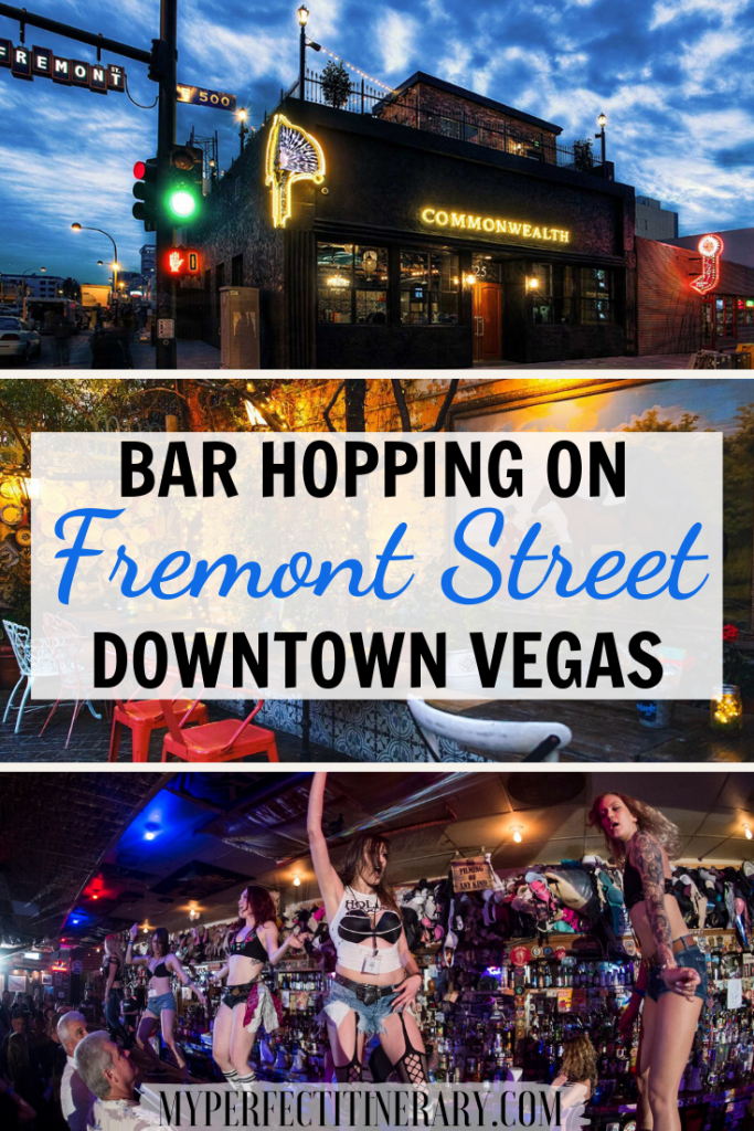 Best Downtown Las Vegas Bars