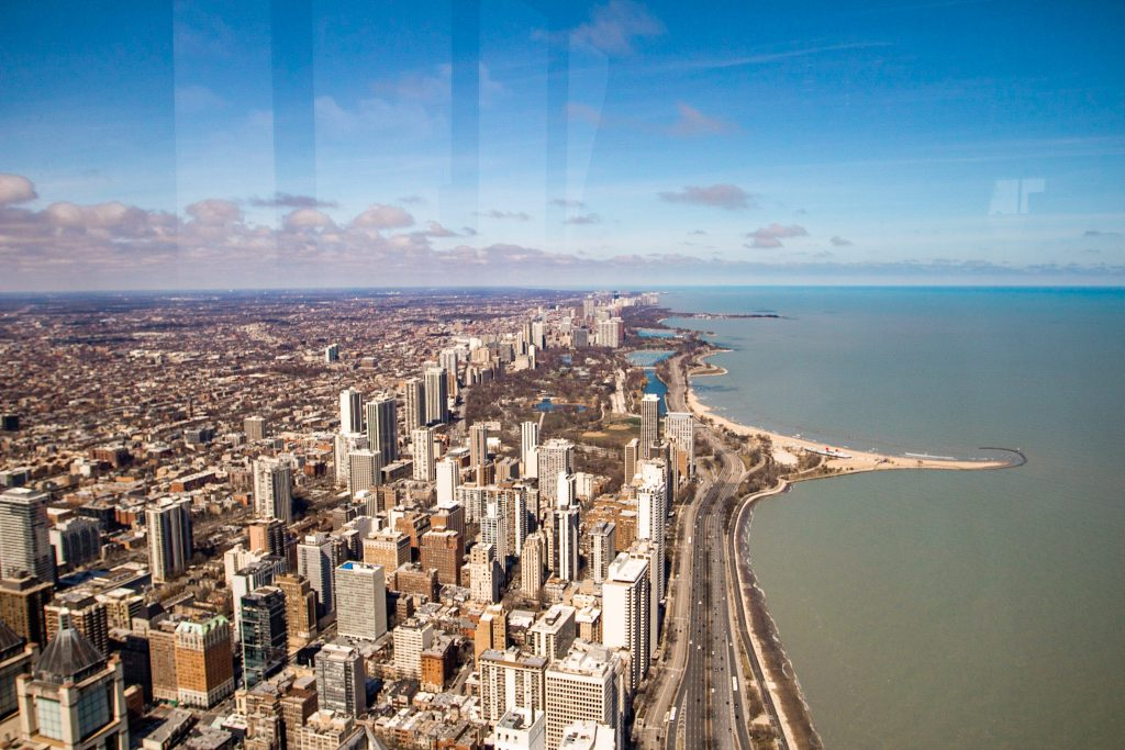 Views from 360 Chicago - 48 Hours in Chicago Itinerary