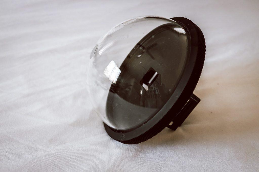 GoPro underwater Dome