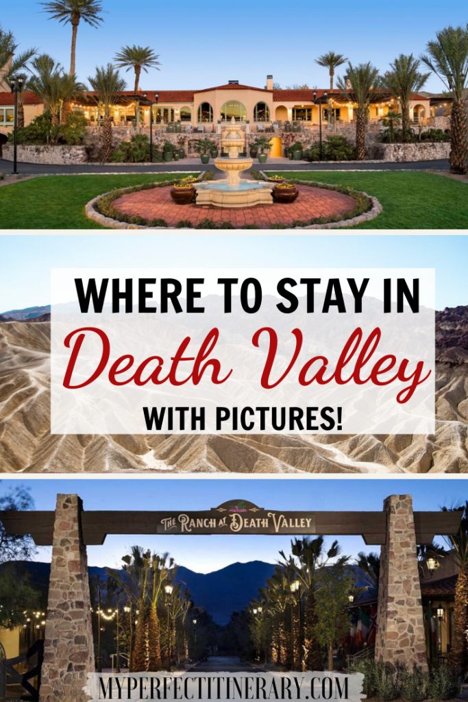 Best Places to Stay in Death Valley