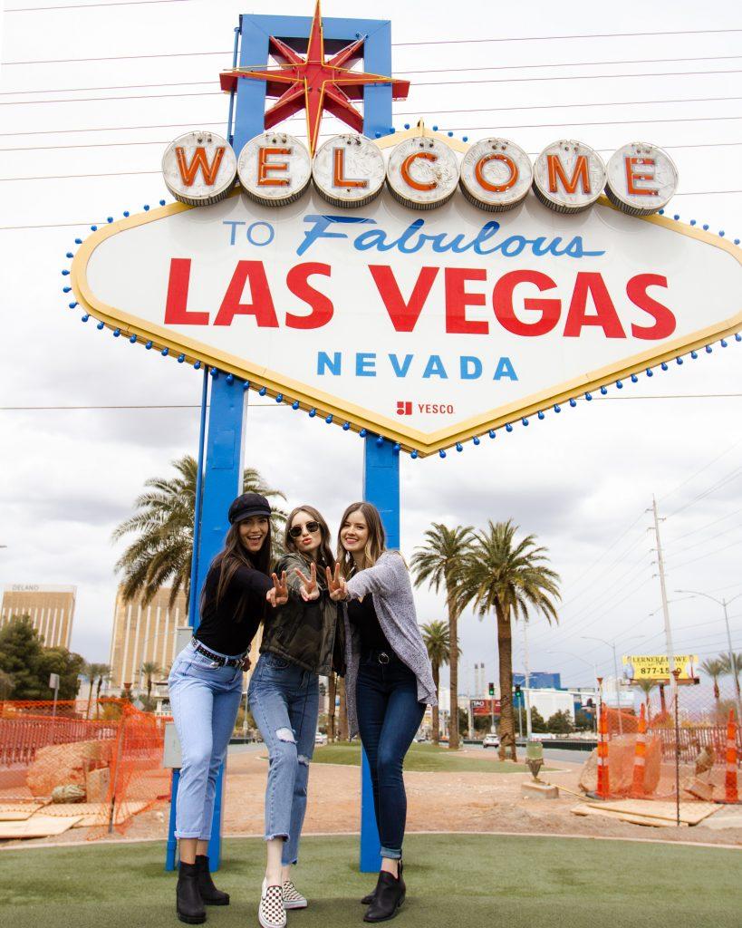 Vegas Girls Trip Guide!