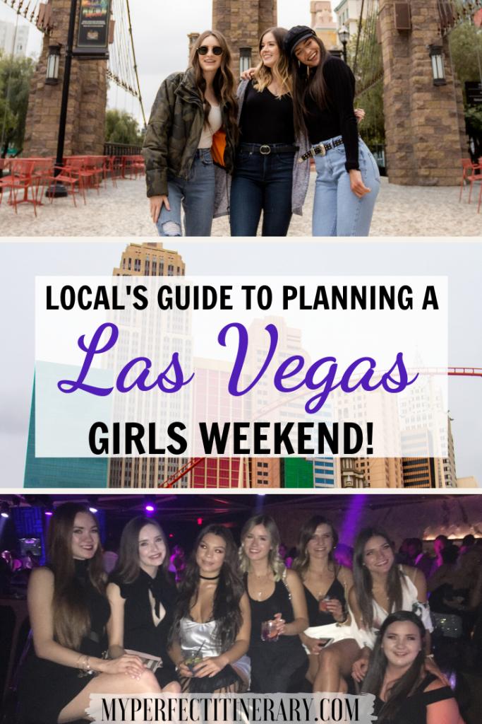 Las Vegas Girls Weekend Guide