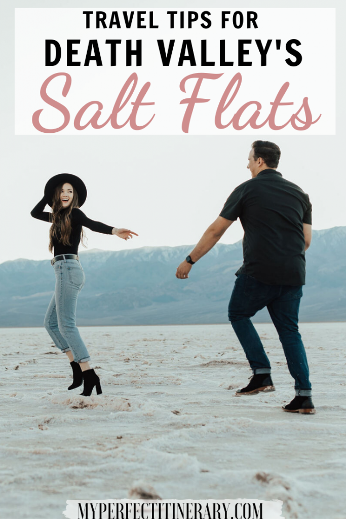 Visiting the Salt Flats in Death Valley Guide