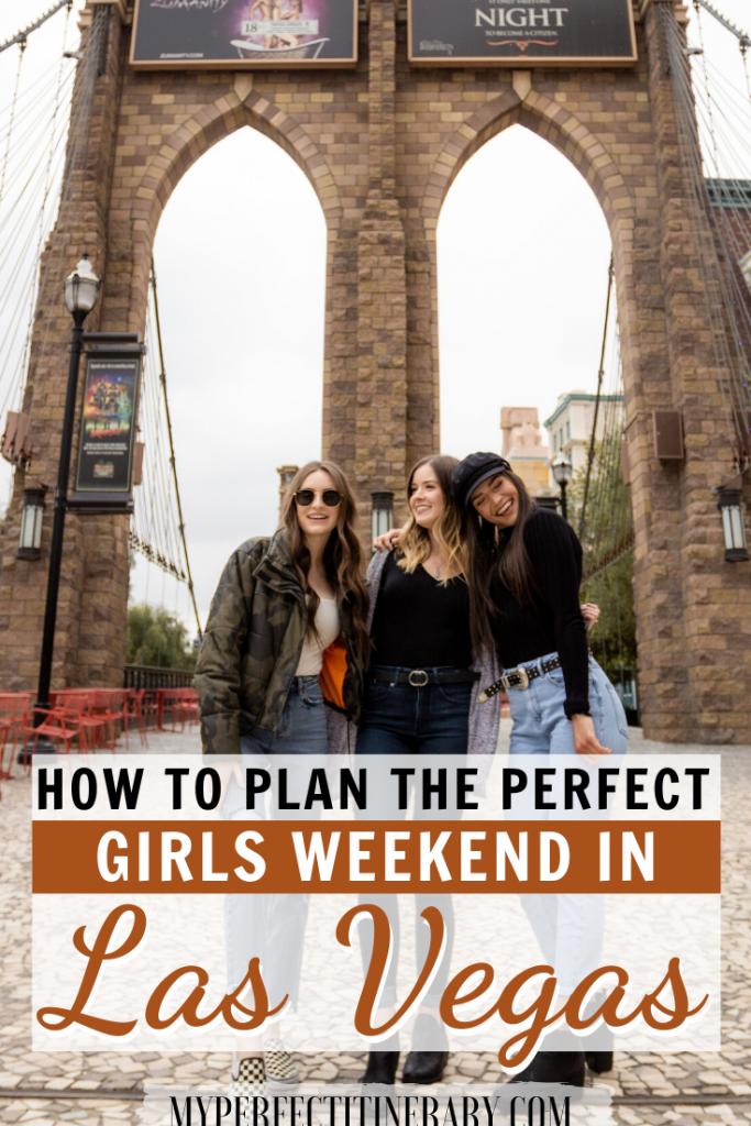 Vegas Girls Trip Pin
