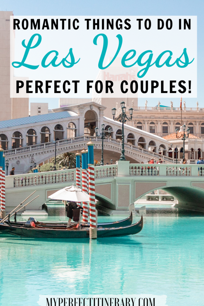 Fun things to do in Vegas for couples