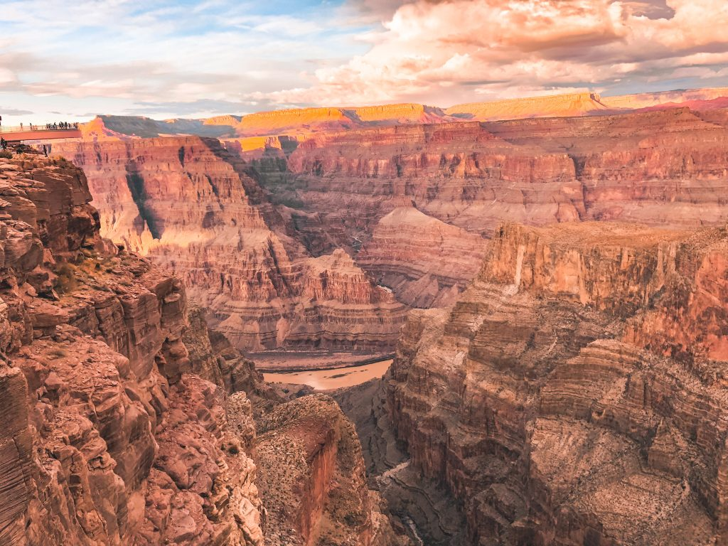 Things to do in Las Vegas for Couples: See the Grand Canyon at Sunset