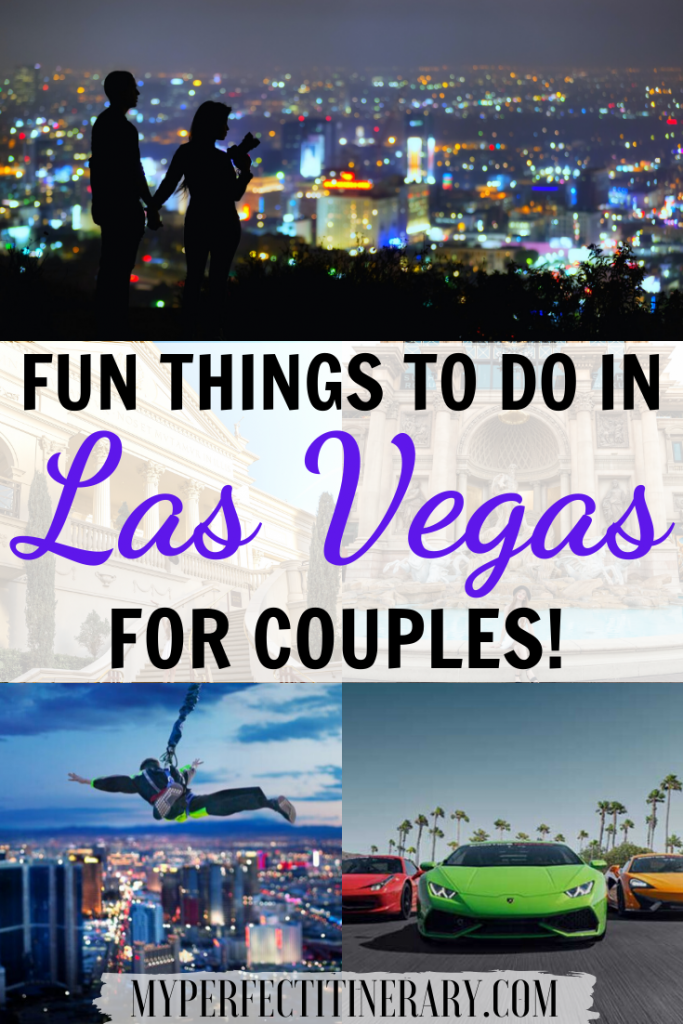 Things to do in Vegas for Couples