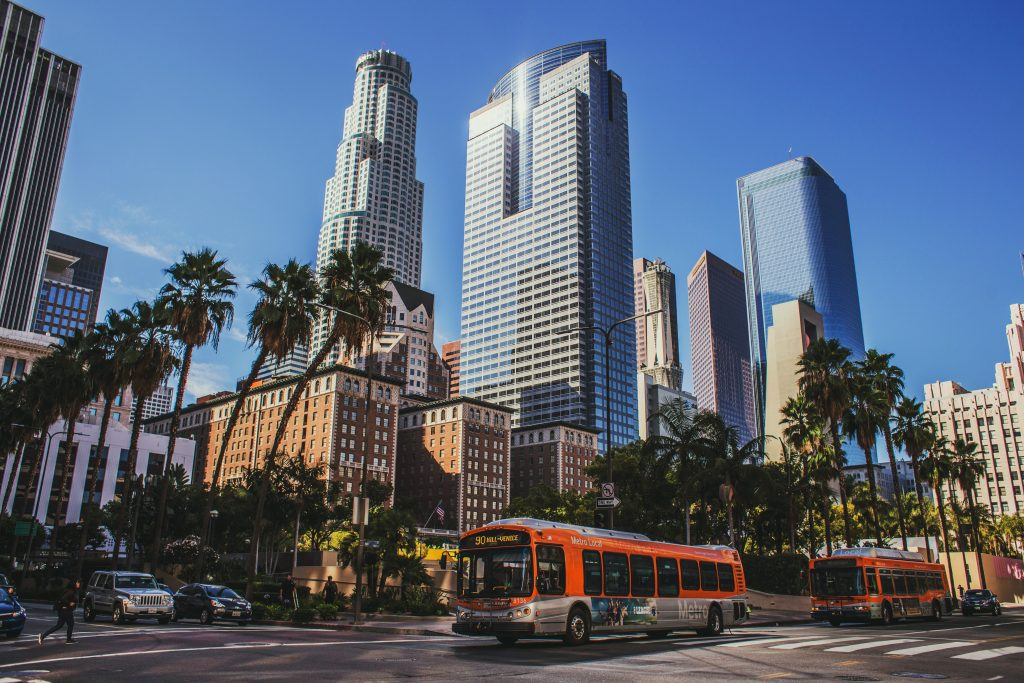 California Road Trip Itinerary Ending in Los Angeles