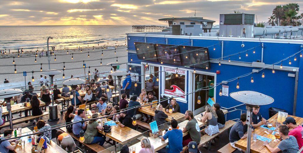 PB Shore Club in San Diego