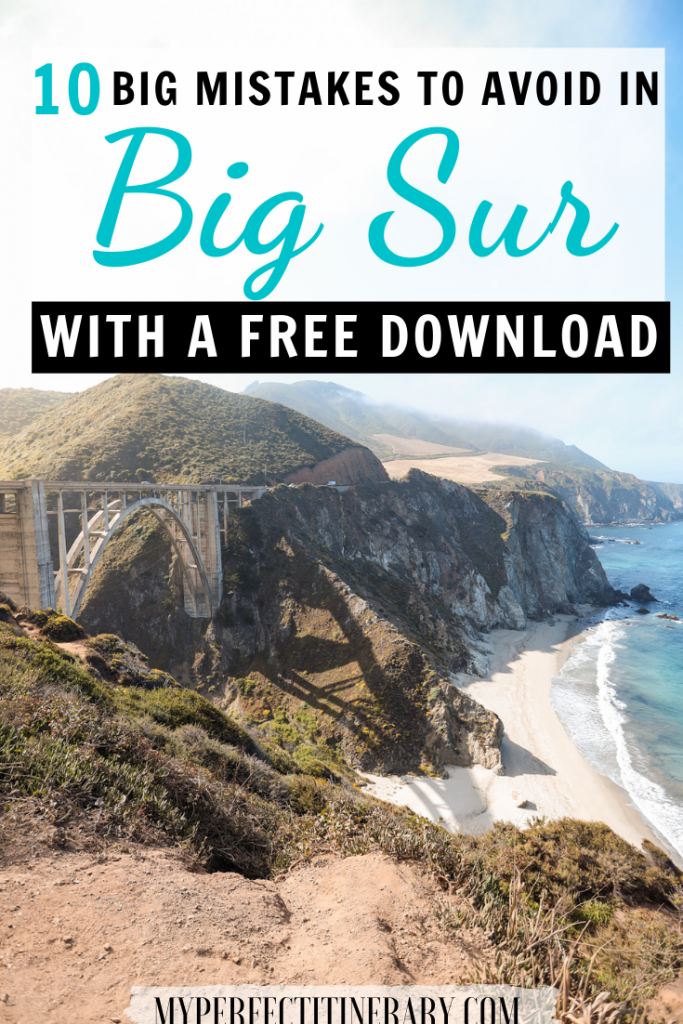 10 Big Mistakes to Avoid in Big Sur