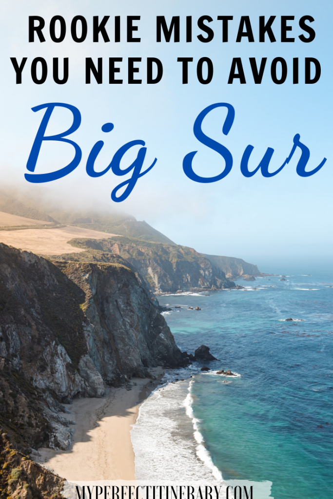 10 Common Mistakes in Big Sur