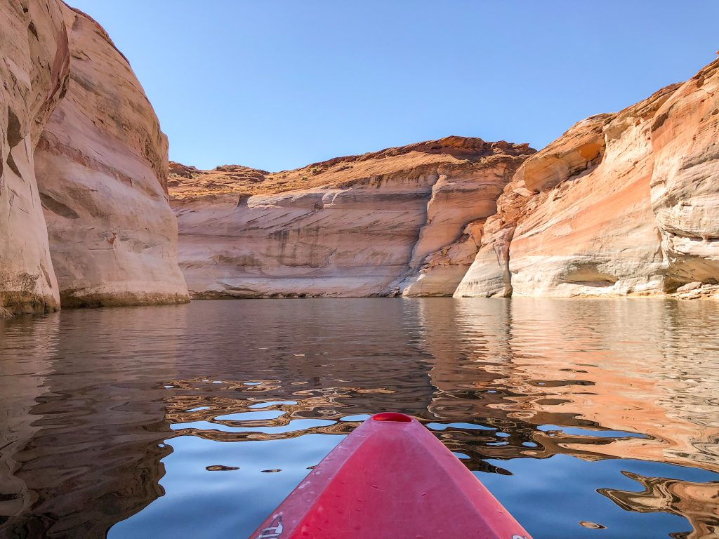 Kayaking Antelope Canyon Travel Guide