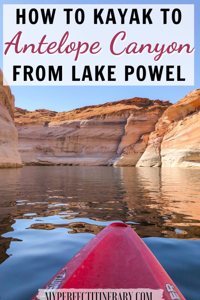 Kayaking Antelope Canyon Travel Guide!
